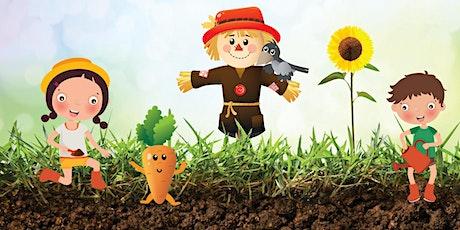 Garden Fun with FOGO - School Holiday Activities tickets