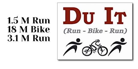 Osan Fitness Center Duathlon tickets