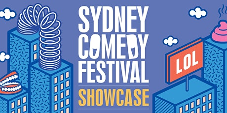 Sydney Comedy Festival Showcase at The Grounds of Alexandria tickets