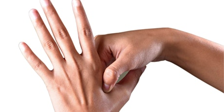 ACUPRESSURE FOR STRESS AND ANXIETY tickets