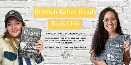 Brunch Babes Reads: April 2021 Virtual Book Club tickets