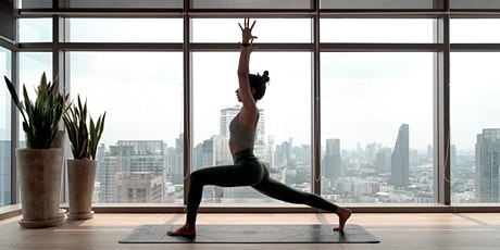 Energizing Powerful Vinyasa Yoga Tickets