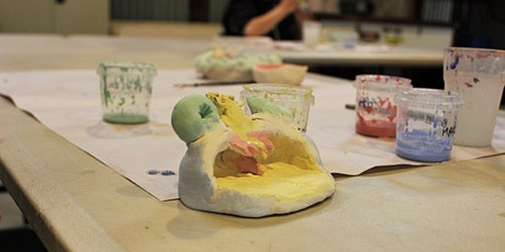 2021 Term 2: Children's Tuesday Clay Club tickets