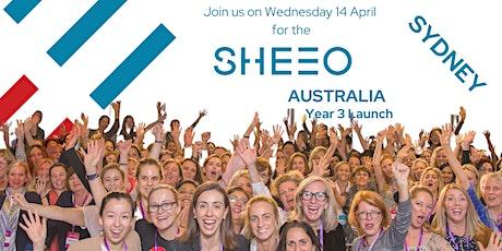 SheEO Australia Year 3 Launch - Sydney tickets