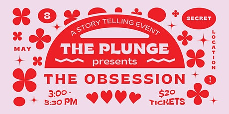 The Plunge: THE OBSESSION tickets