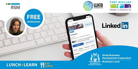 LinkedIn Essentials (Port Hedland) tickets