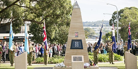 Main ANZAC Day Service tickets