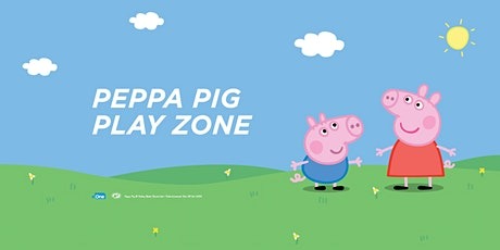 Peppa Pig Play Zone tickets