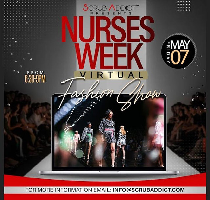 Nurses Week VIRTUAL Fashion Show image