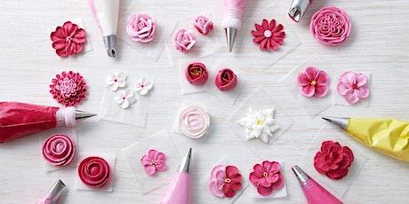 4 Weeks of Wellness - Cupcake Decoration Workshop tickets