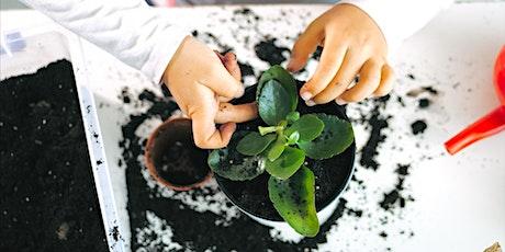 Macarthur Square Kids Planting Workshops tickets
