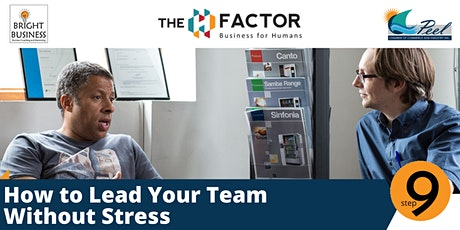 How to Lead Your Team Without Stress tickets
