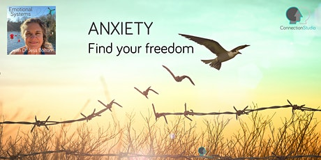 Anxiety: Find your Freedom (Immersion) tickets