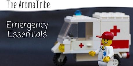 Emergency Essentials tickets