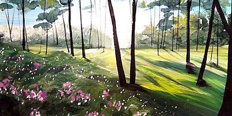 Paint and Party - Spring Landscape tickets