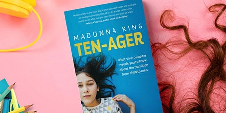 Speaker Series: Ten-ager with Madonna King tickets