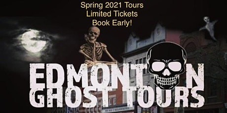 Edmonton Ghost Tours  in Old Strathcona - Walking Tour tickets
