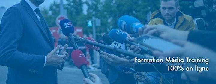 Image pour Formation Média Training en visio