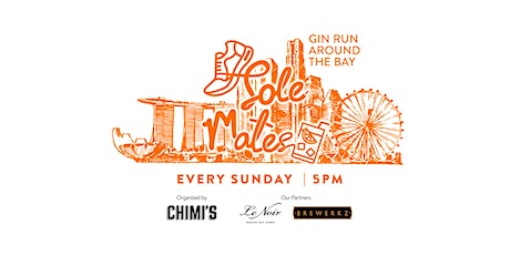 SoleMates Gin Run Around the Bay tickets