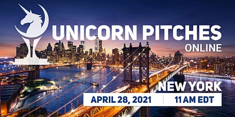 Unicorn Pitches in New York tickets