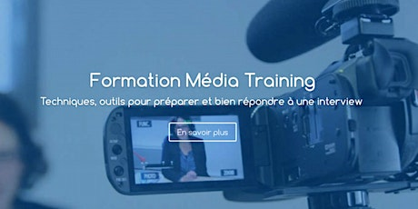Formation Média Training à distance billets