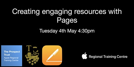 Create engaging resources with Pages tickets