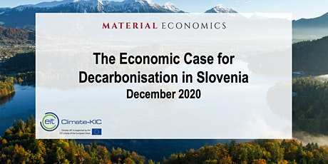 The Economic Case for Decarbonising Slovenia tickets