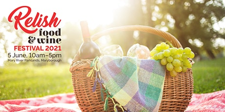 Relish Food & Wine Festival tickets