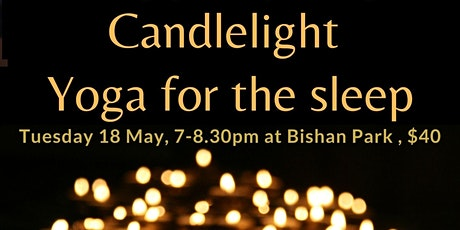 Candlelight Yoga for the Sleep tickets