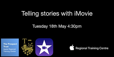 Telling stories with iMovie tickets