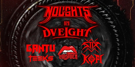 THE VAULT ft Dveight & Noughts tickets