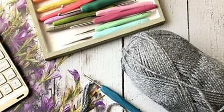 Adult Crocheting Workshops tickets