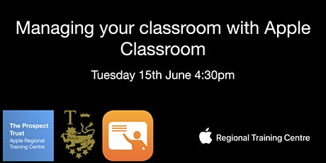 Managing your classroom with Apple Classroom tickets