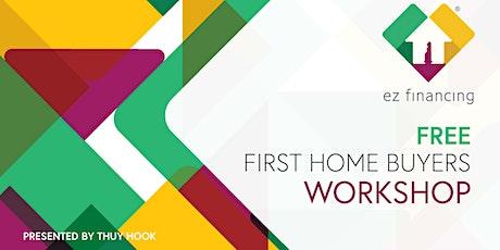 FREE First Home Buyer Workshop tickets