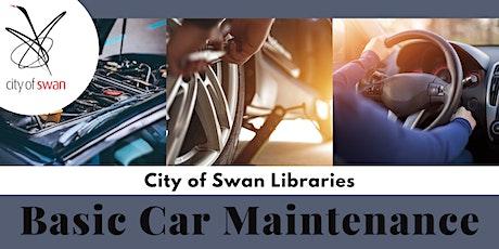Basic Car Maintenance (Midland) tickets