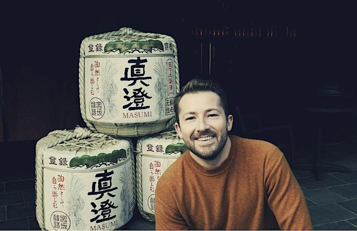 Japanese Sake Tasting & Furoshiki: Featuring Sake Sommelier image