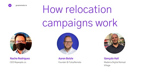 How Relocation Campaigns for Remote Workers Work tickets