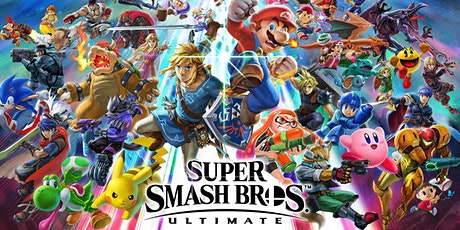 Super Smash Bros. Ultimate Tournament tickets