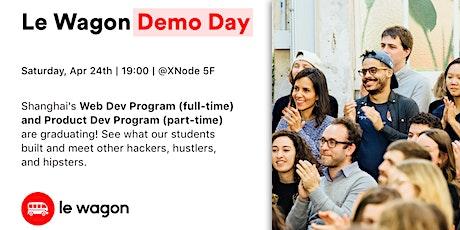 Le Wagon Demo Day - Web Dev & Product Dev tickets