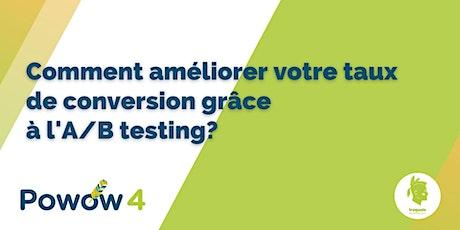 Comment améliorer votre taux de conversion grâce à l'A/B testing? billets