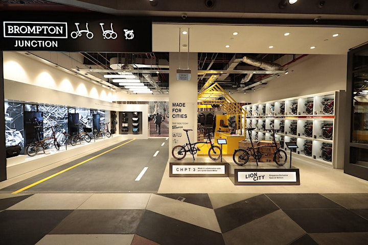 Farm to Funan – Ride for Lower Emissions, by EGC and Brompton Junction image