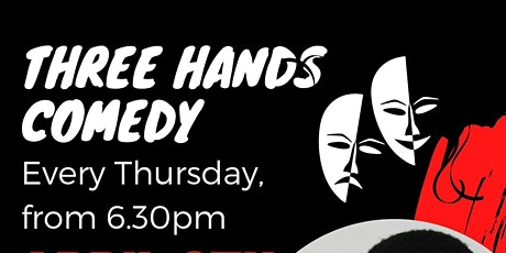 Three Hands Comedy Night tickets