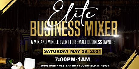 2021 Elite Business Mixer tickets