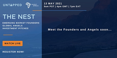 The Nest: South African Startups Going Global tickets