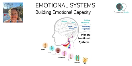 Emotional Systems: Building Emotional Capacity (Intensive) tickets