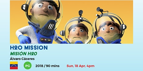 Caribbean Cinema Showcase- H2O Mission tickets