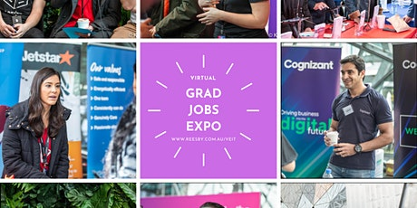 Student and Graduate Job Expo tickets