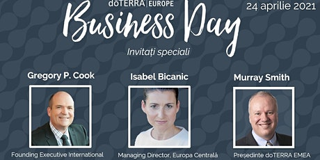 Business Day România tickets
