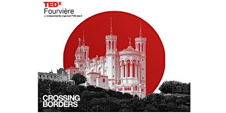 TEDxFourvière : Crossing Borders boletos
