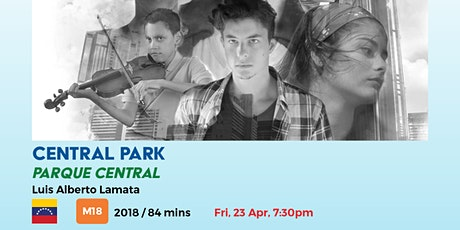 Caribbean Cinema Showcase- Central Park tickets